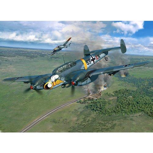 Revell Messerschmitt Bf110 C-2/C-7