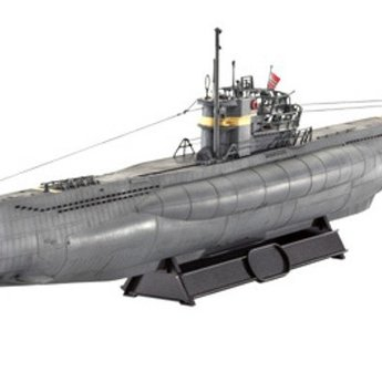Revell German Submarine Type VII C/41 Atlantic Version