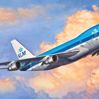 Revell Boeing 747-200