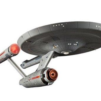 Revell USS Enterprise NCC-1701