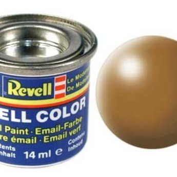 Revell Email color: 382, Hout-bruin (zijdemat)