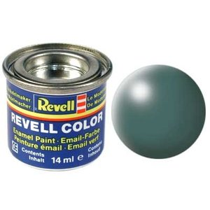 Revell Email color: 364, Foliage Green (satin)