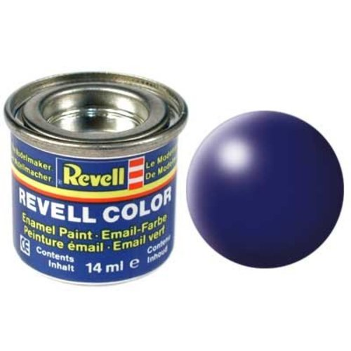 Revell Email color: 350, Lufthansa blauw (zijdemat)