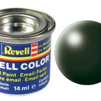 Revell Email Farbe: 363 Dunkelgrün (satin)
