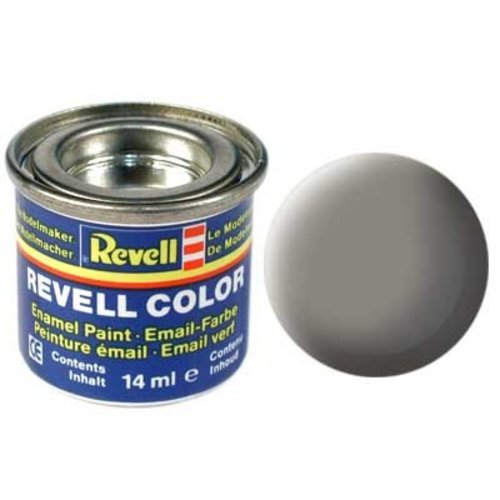 Revell Email Farbe: 075, Steingrau (mat)