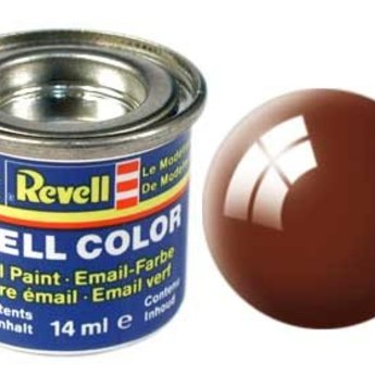 Revell Email Farbe: 080 Clay Brown (glänzend)