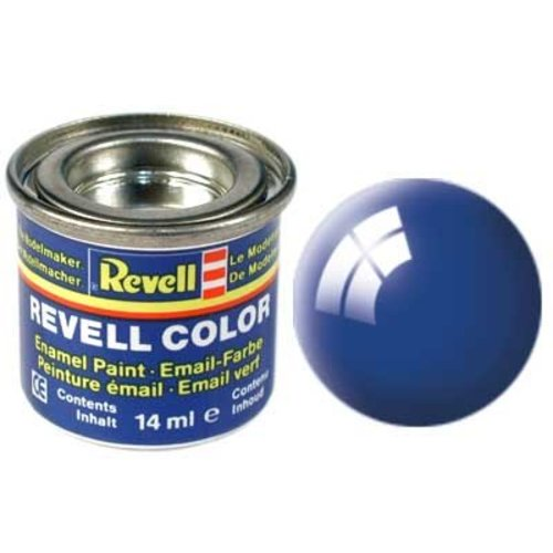 Revell Email color: 052, Blauw (glanzend)