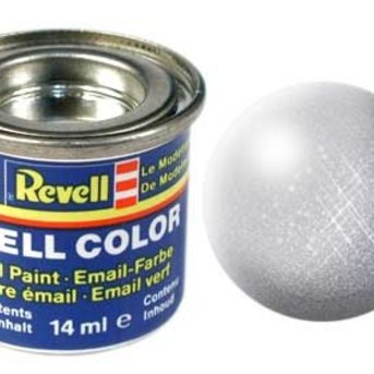 Revell Email Farbe: 090, Silber (metallic)