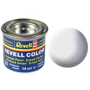 Revell Email color: 076, Licht grijs (mat) USAF