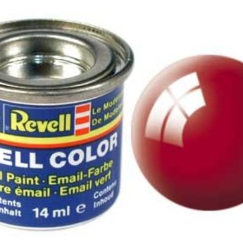Revell Email color: 031, Vuurrood (glanzend)