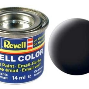 Revell Email color: 008, Black (matte)
