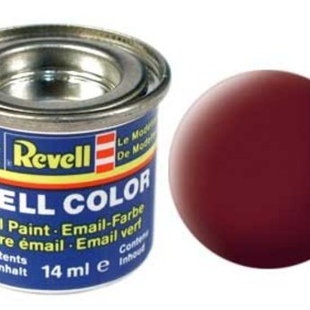 Revell Email color: 037, Dakpan-rood (mat)