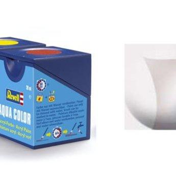 Revell Aqua Color: 002, farblos (mat)