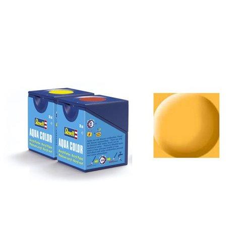 Revell Aqua Color 015, Yellow (mat)