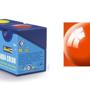 Revell Aqua Color 030, Orange (Glanz)