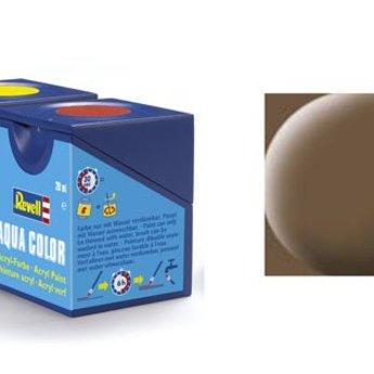 Revell Aqua Color: 042, gelb-oliv (mat)