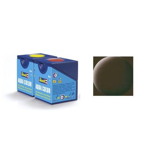 Revell Aqua Color: 046, Nato Olive (mat)