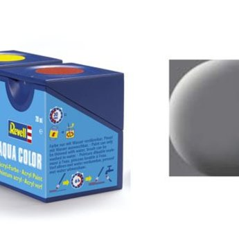 Revell Aqua Color: 047, Mouse Grey (mat)