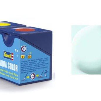 Revell Aqua Color: 049, Light blue (mat)