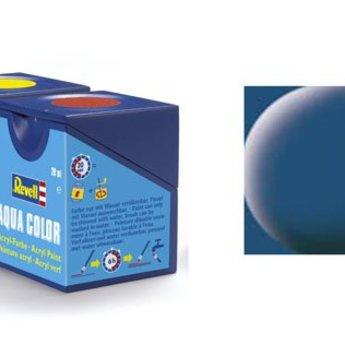 Revell Aqua Color : 056, Blauw (mat)