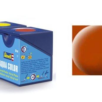 Revell Aqua Color : 085, Bruin (mat)