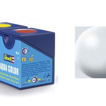 Revell Aqua Color : 371, Lichtgrijs (zijdemat)