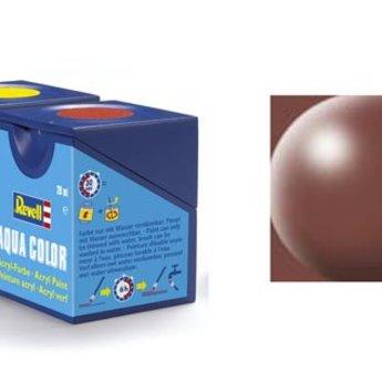 Revell Aqua Color 381, Brown (satin)