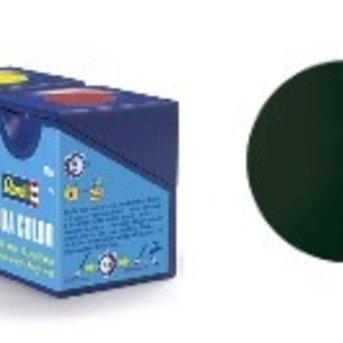 Revell Aqua Color : 363, Donkergroen (zijdemat)