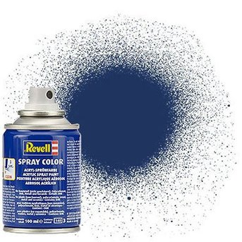 Revell Spray Color 200 RBR Blau (metallic)