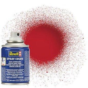 Revell Spray Color : 034 Ferrari-rood (glanzend)