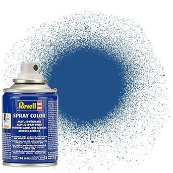 Revell Spray Farbe: Blau 056 (mat)