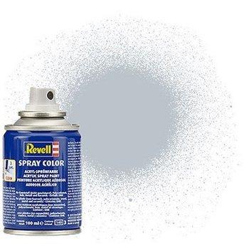 Revell Spray Color: 099 Aluminium (metallic)