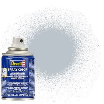 Revell Spray Farbe: 099 Aluminium (metallic)