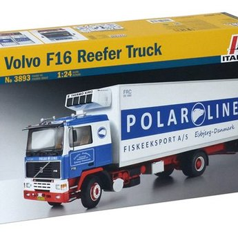 Italeri Volvo F16 Kühlfahrzeug