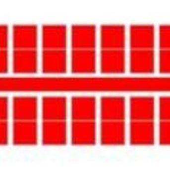 Ministeck 633 - Metallic Red