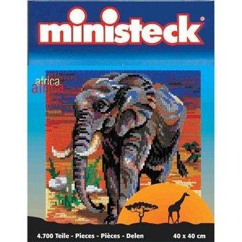 Afrika - Elefant