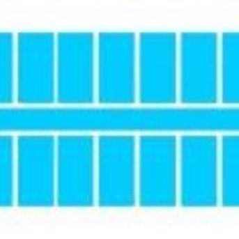 Ministeck 624 - Mittelblau