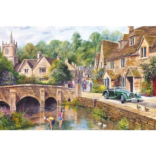 Gibsons Castle Combe