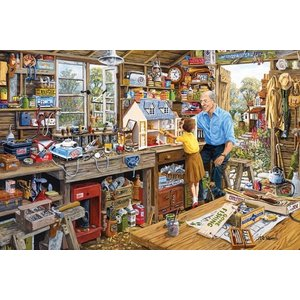 Gibsons Grandad's Workshop