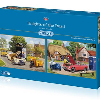 Gibsons Knights of the Road