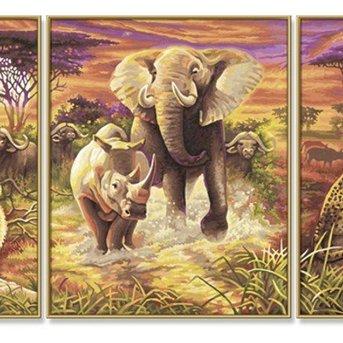 Schipper Afrika - De grote Vijf