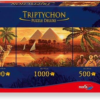 Schipper Pyramiden am Nil