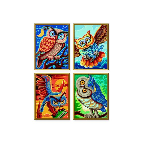 Schipper Vogel der Weisheit