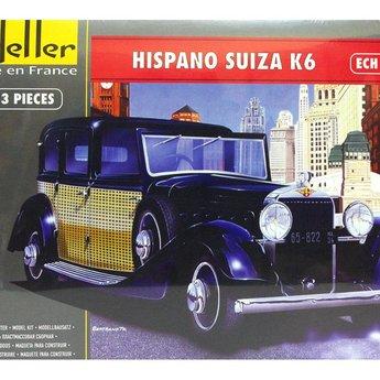 Heller Hispano Suiza K6