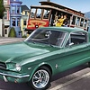 Revell '65 Ford Mustang 2 + 2 Fastback