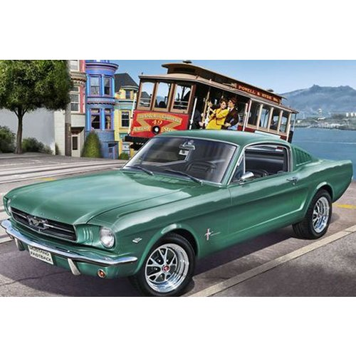 Revell '65 Ford Mustang 2 + 2 Fastback
