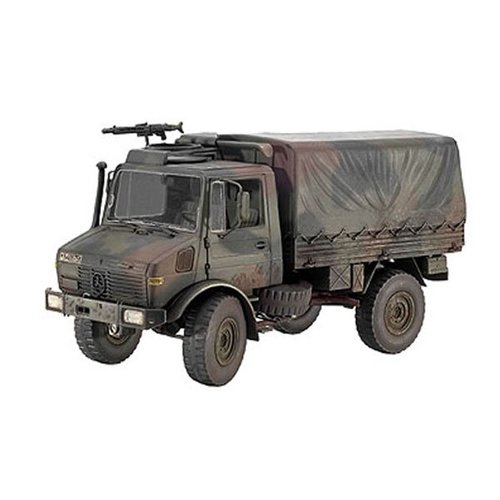Revell LKW 2t. tmil gl (Unimog)