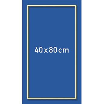 Schipper Aluminium lijst - 40 x 80 cm Goud