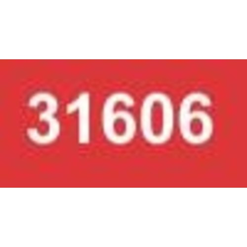 606 - Red