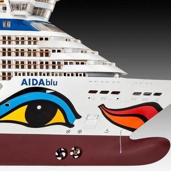 Revell Cruiser Ship Aida